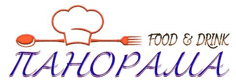 Логотип сайта Панорама кафе